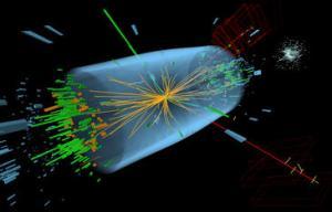 Registro de un bosón de Higgs. / CERN-CMS