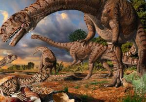Hace más de 200 millones de años, una extinción aniquiló el 76 % de las especies marinas y terrestres, lo que marcó el final del periodo Triásico y el inicio del Jurásico. Este evento devastador allanó el camino para que los dinosaurios dominaran la Tierra durante los siguientes 135 millones años. Un equipo de investigación estadounidense ha determinado que la Provincia Magmática del Atlántico Central vomitó enormes cantidades de lava y gases coincidiendo con el inicio de la extinción.